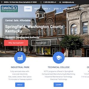 Springfield-Washington County Economic Development Authority